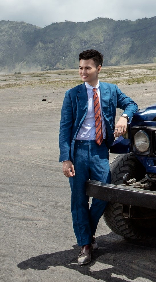 Mr Exuberance - Stylbiella Made Suits