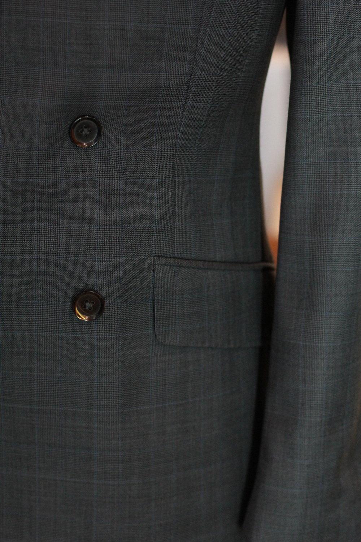 Hackett Pocket for Subtle elegance.