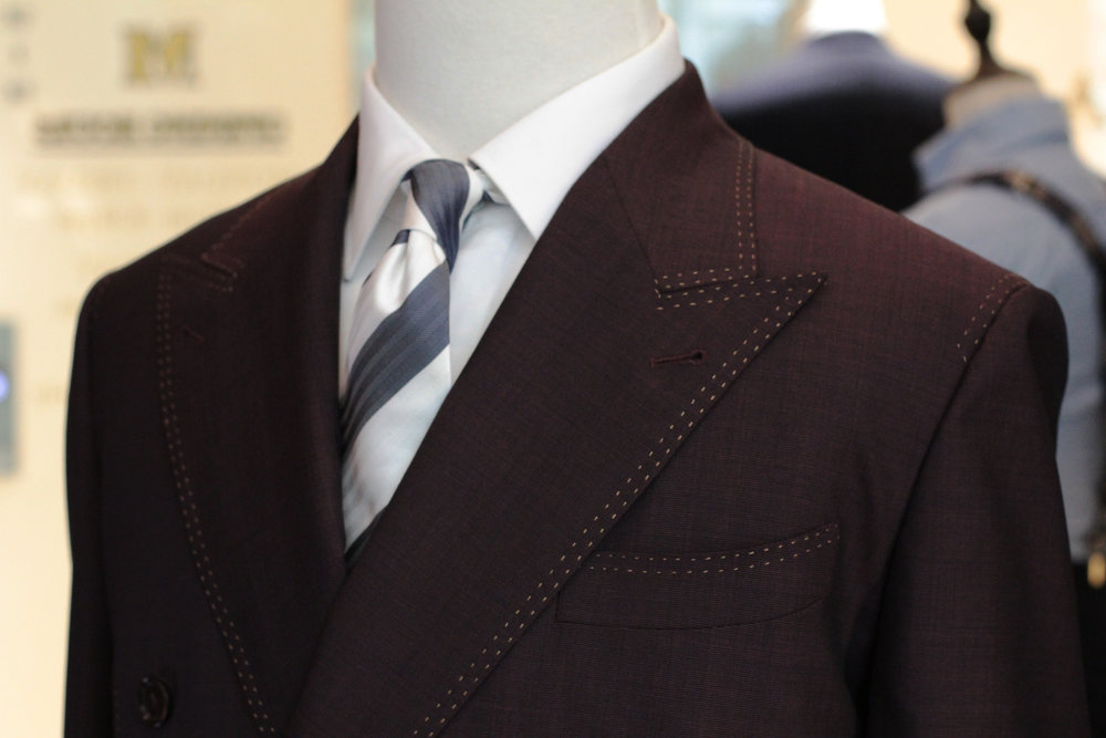 Beat It | Made Suits | Tailor made suits | Singapore tailor suits Coffee brown.JPG