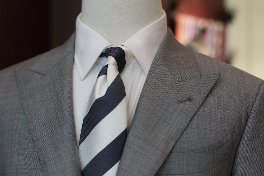 The Collateral | Made Suits Tailor singapore suits bespoke made to measure Peak Lapel.JPG