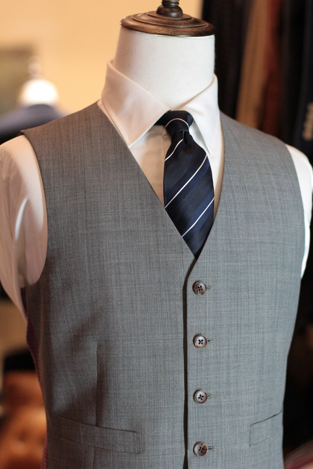 Mr Specter Waistcoat | vest|  Made Suits | tailor made suits | Singapore tailor | bespoke | tailored suit.JPG