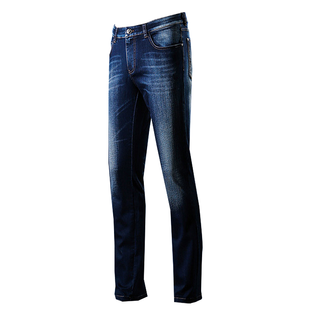 Denim Jeans Blue Faded| Bespoke| Made to measure | Denim Jeans HYSS16048 Blue.png