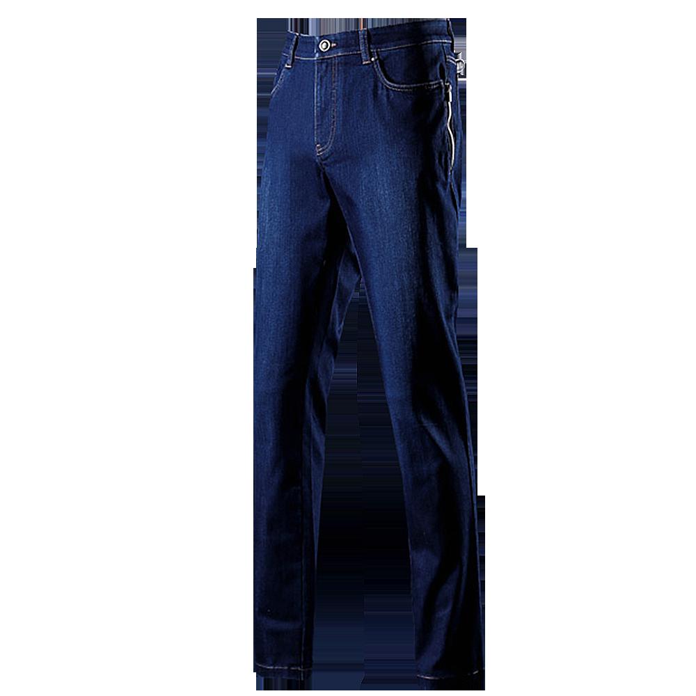 Oscar Wilde Blue Denim Jeans Blue Faded| Bespoke| Made to measure | Denim Jeans Blue.png