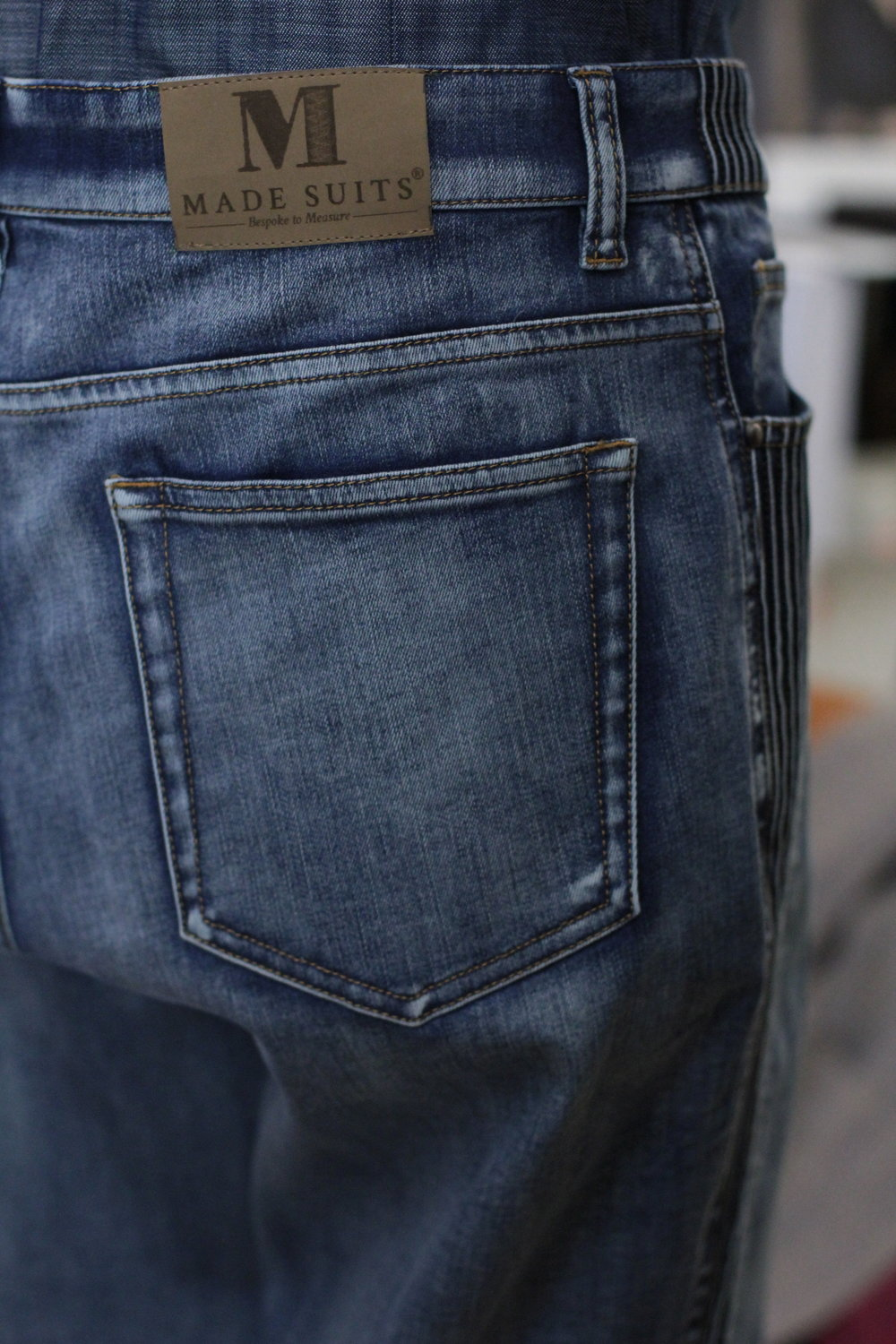 Made Suits   Made Denim   Tailor Made Suits Singapore   Denim jeans Singapore   Bespoke HST Denim Jeans   Denim Jeans Bespoke Denim Jeans