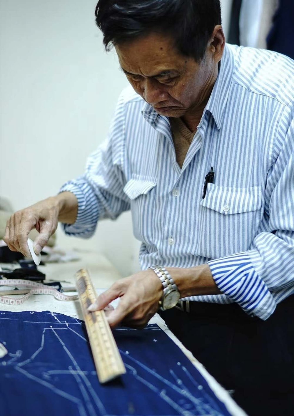 Tailor Made Suits | Singapore Bespoke Tailor