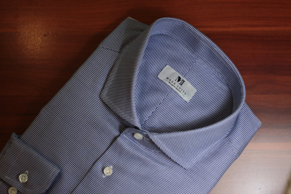 navy blue birdseye by made suits collar.JPG