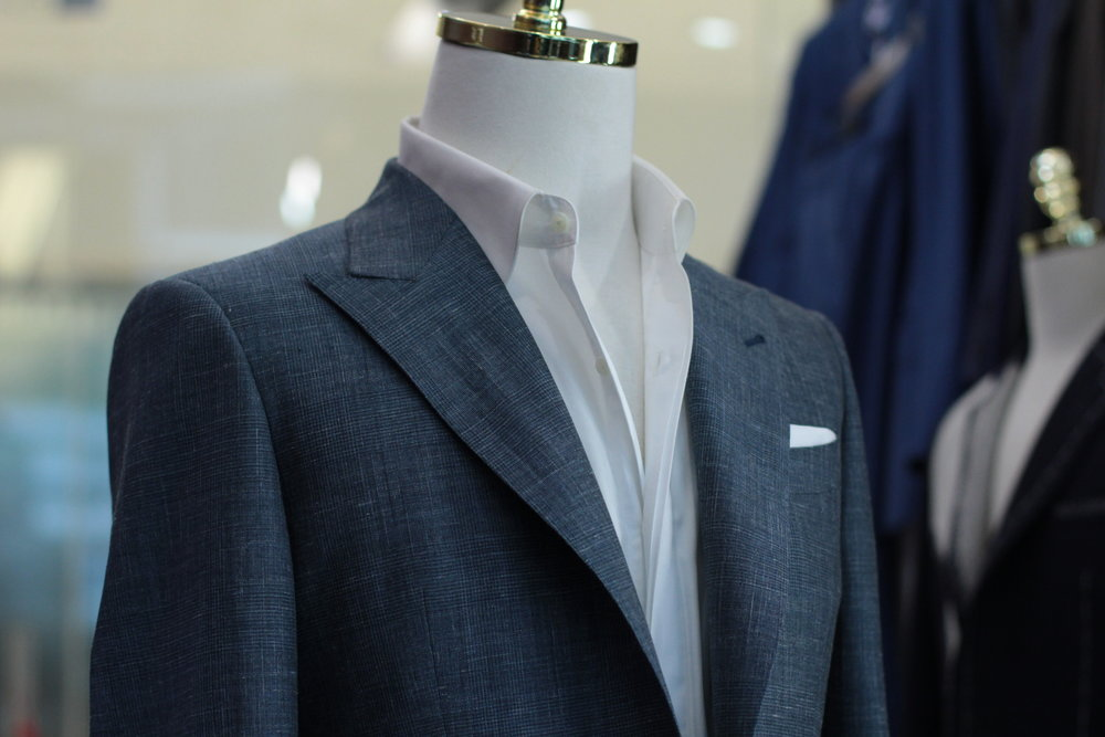 Made Suits Dragon Gate | STYLBIELLA | Suit | Made to Measure Suits Peak Lapel.JPG