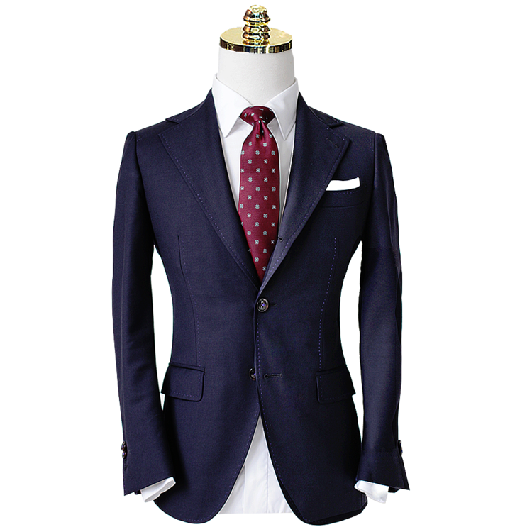 SINGLE BREASTED SUIT -