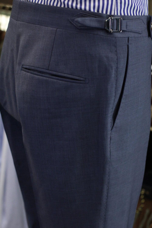 Side Adjusters Hardware with Slanted Pockets