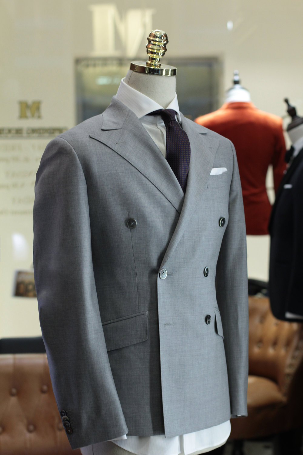 Hounds Made Suits Tailor singapore suits bespoke made to measure Side view.JPG