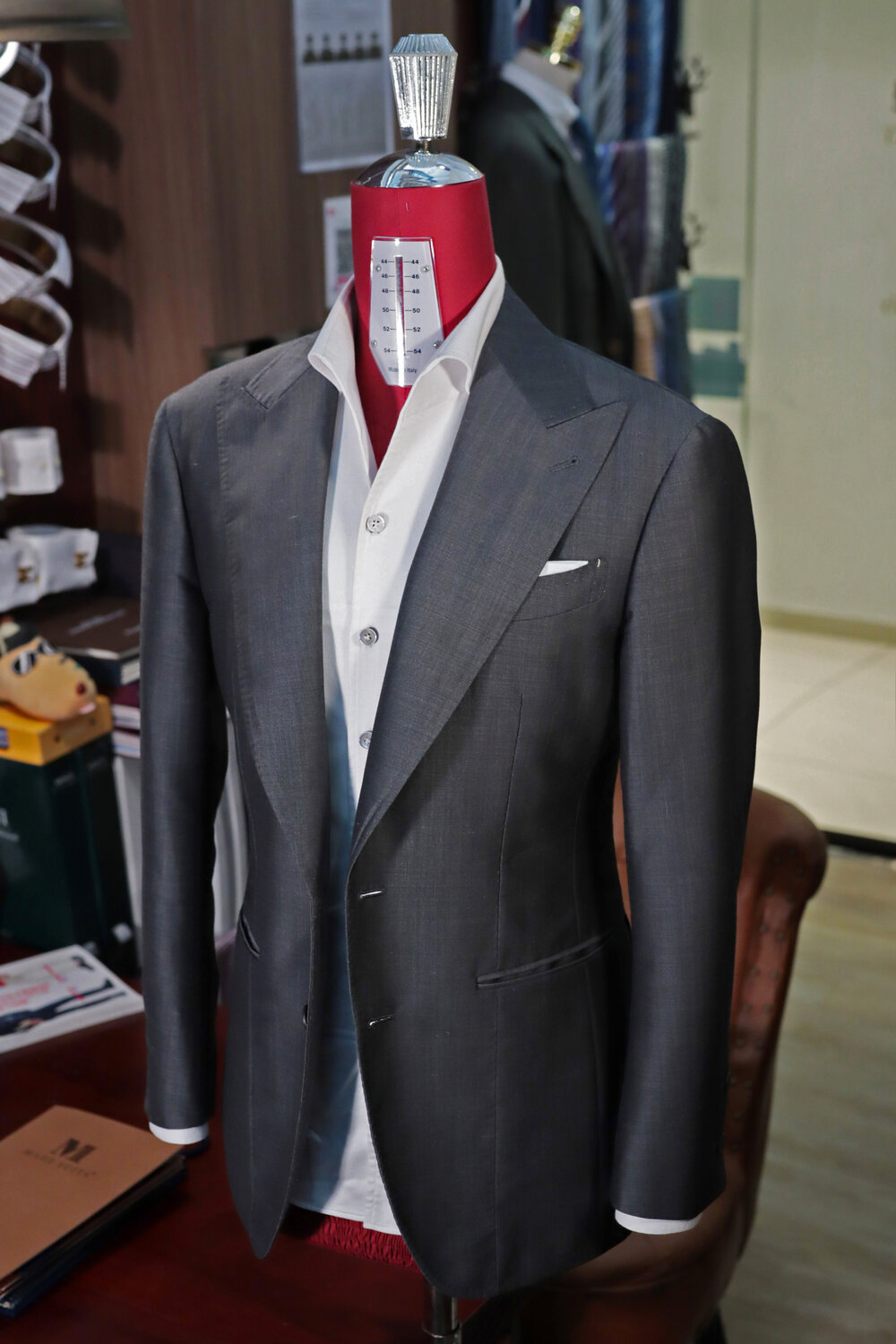 Hallyu Star | Tailor Made Suits Singapore Tailor Suits | Stylbiella Front.JPG
