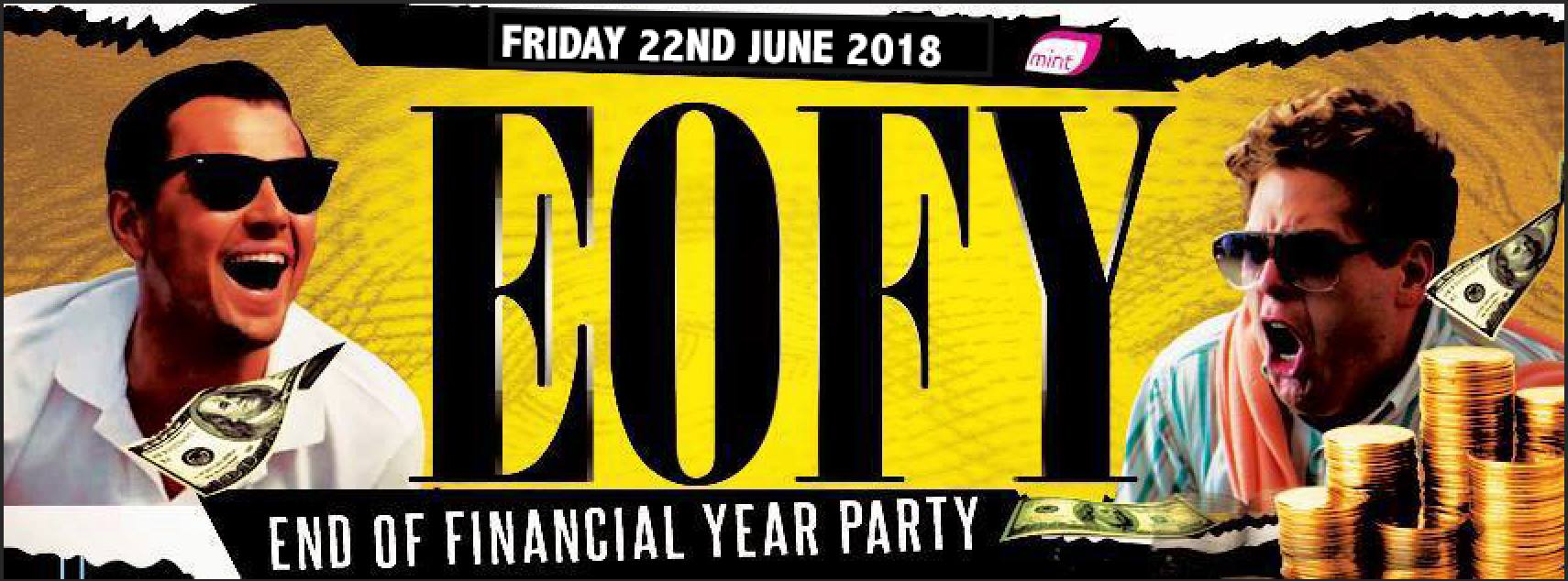 End Of Financial Year Party At Mint Nightclub