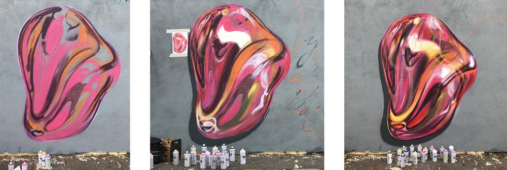 street art progression