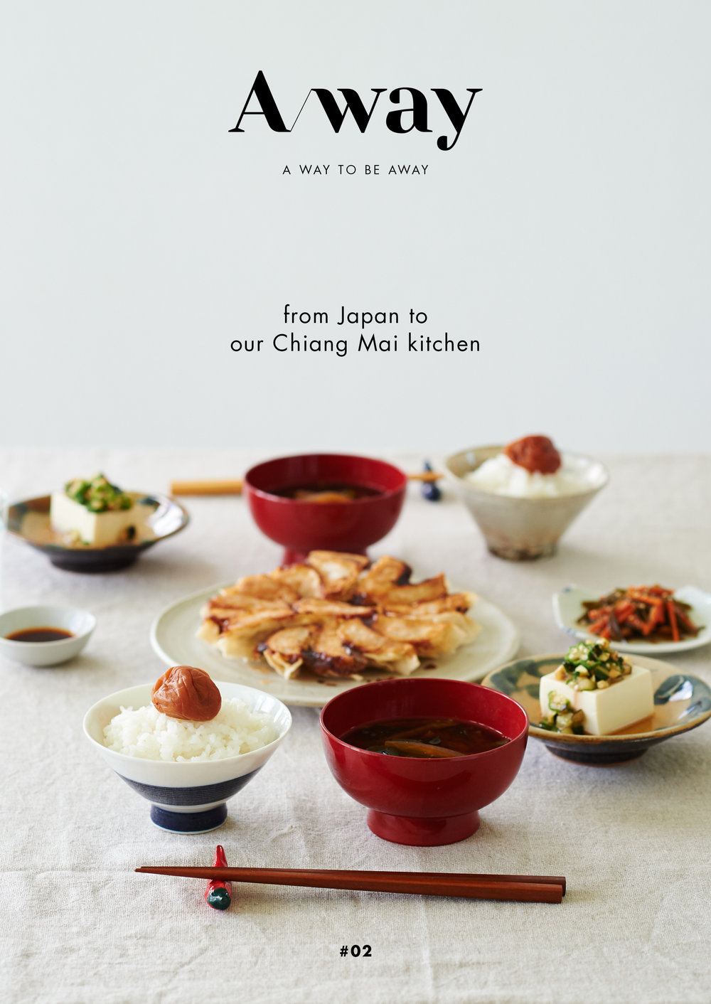 Free download here - art direction, editorial design, food styling,& recipe writing