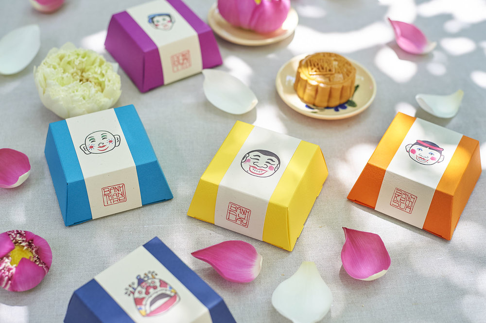 Mooncake - Photoshoot