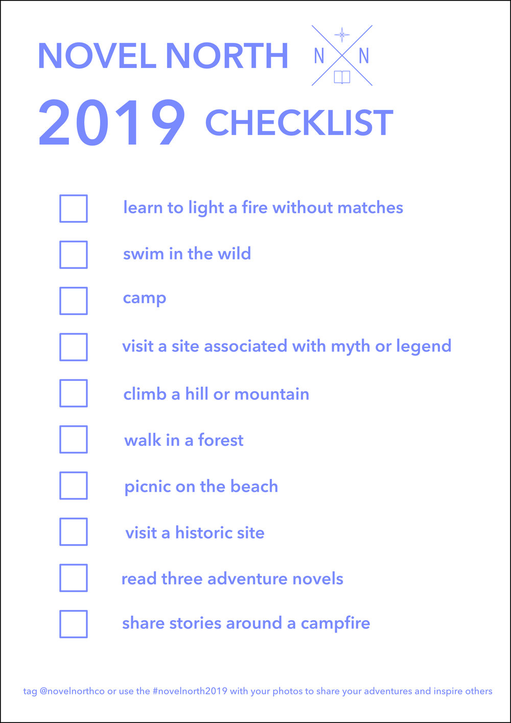 2019 Novel North checklist.jpg