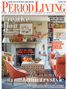 Period Living Magazine October 2018 - Issue 341