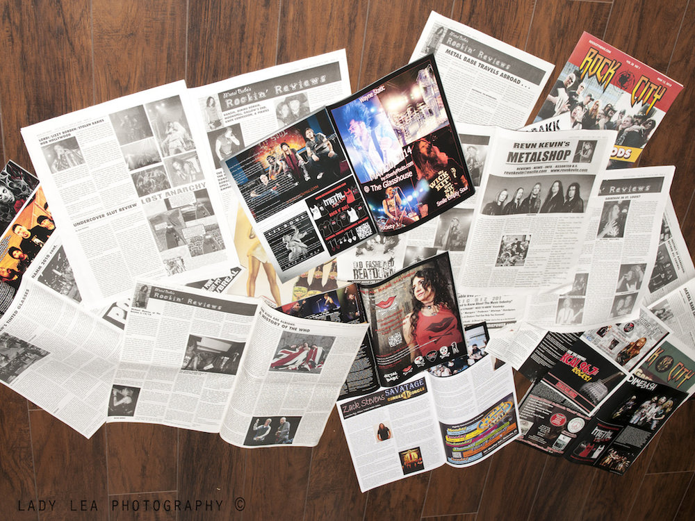 Band Bios,Press Releases, & Copy Editing - MBM Music offers two Press Releases a year as part of the Premium and Deluxe MBM Music Packages.When your band has some exciting news, such as a new album, show, band member, video, merchandise, etc. that you are excited about and want to give an extra push for, just email info@mbmmusicllc.com the news, links, photos, and any other information you would like to include.We will publish the Press Release on MetalBabeMayhem.com's Blog Site and Share it on all of our Social Media Sites!