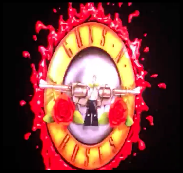 "11/24/2017: Guns N Roses Staples Center ""Paradise City"""
