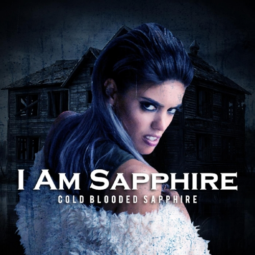 I+Am+Sapphire Cold Blooded Sapphire