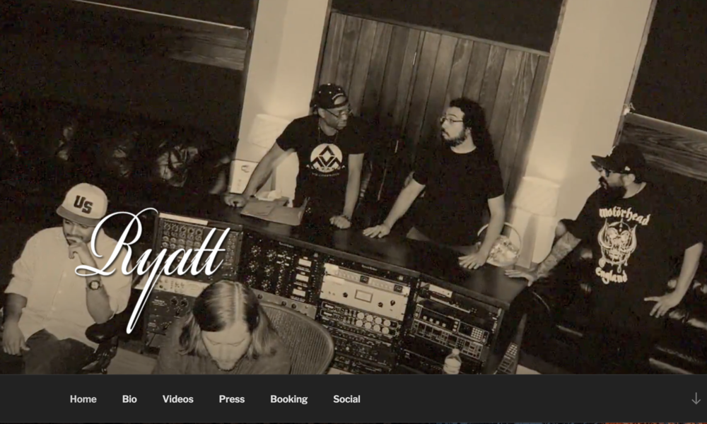 RYATT Website - MBM Music Network
