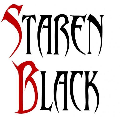 Staren Black Logo