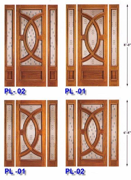 Budget Doors-450x620.jpg  sc 1 st  Shed Brand Studios & Beveled Glass Doors u2014 Shed Brand Studios