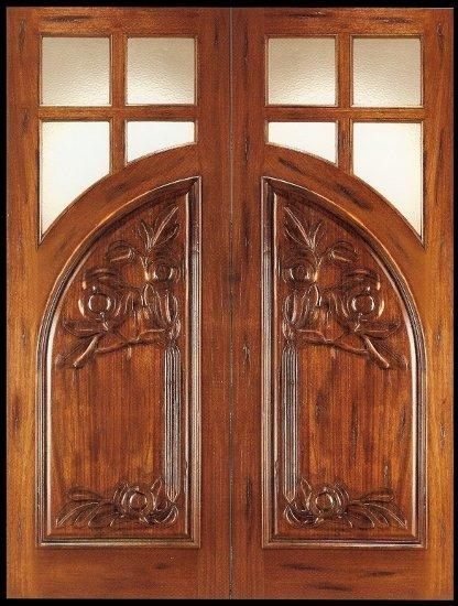 Art Nouveau Doors 008-416x550.jpg & Art Nouveau Doors \u2014 Shed Brand Studios