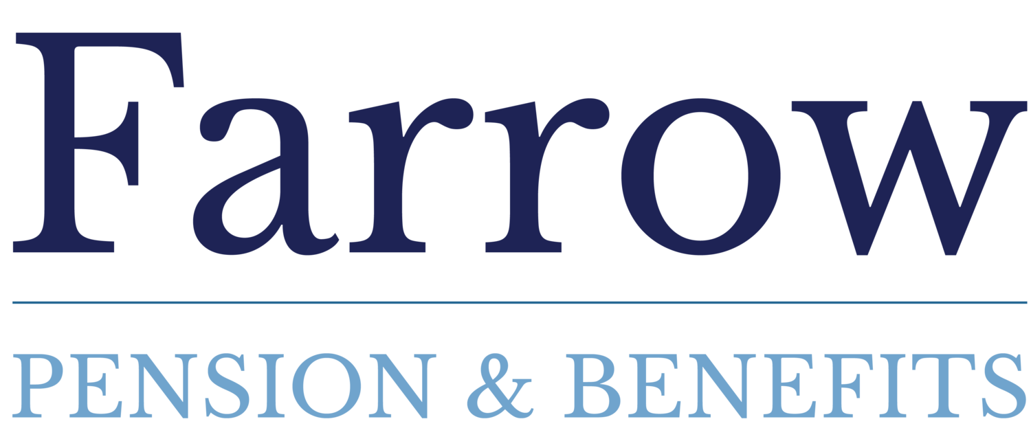Farrow Pension & Benefits