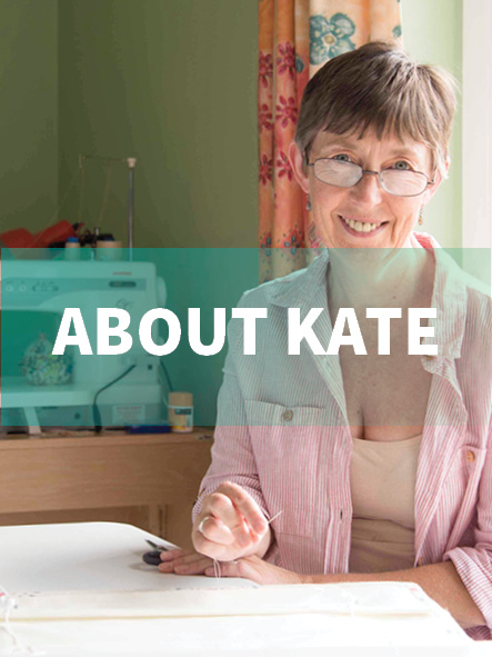 Gateway to About Kate Tiffin