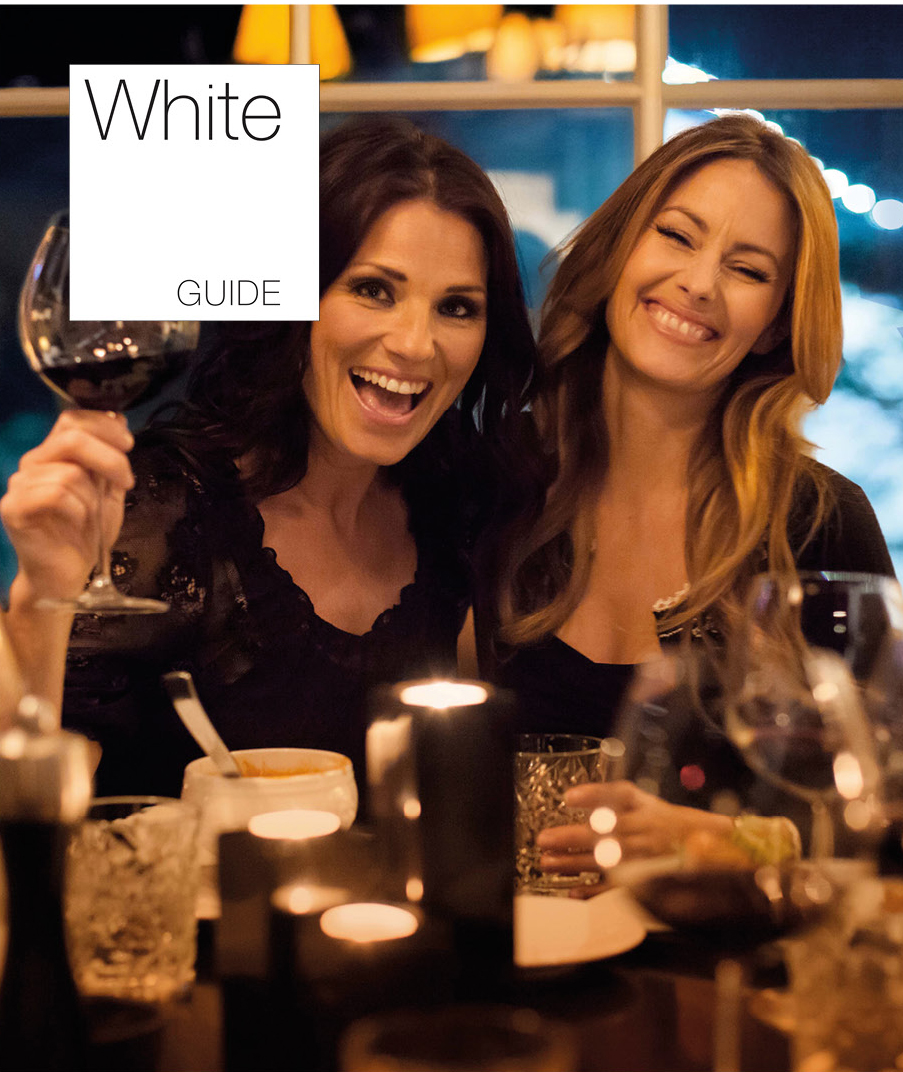 White guide - Köttparty på Högis