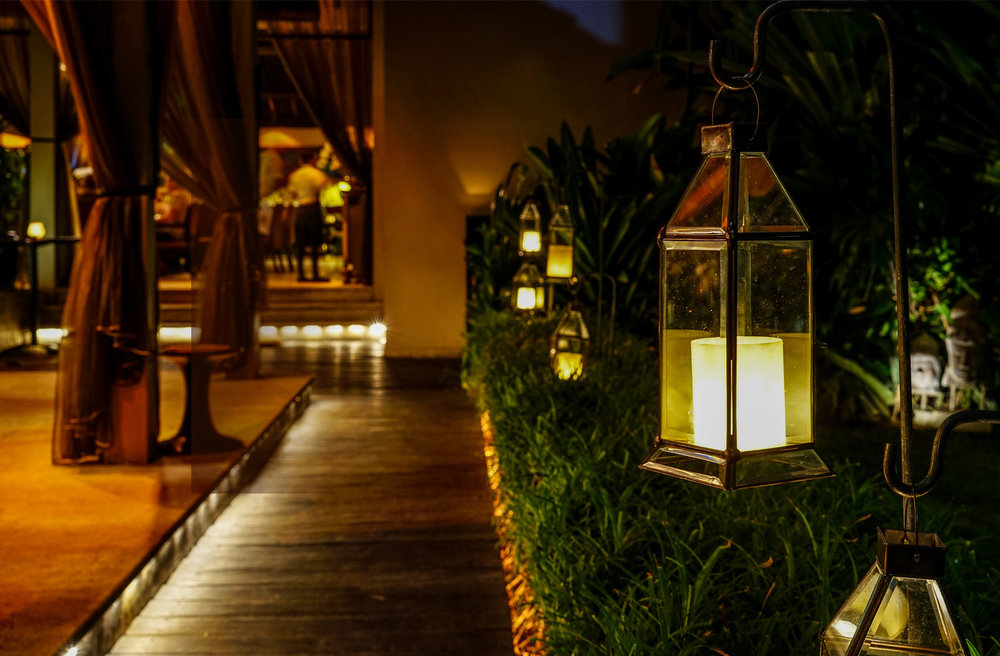 My favourite restaurant in Bali - Sarong