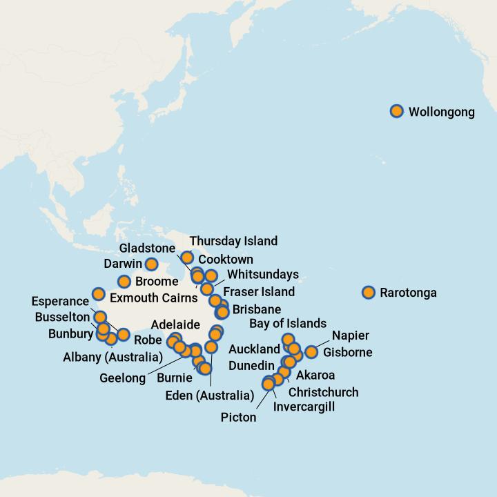 Australia and New Zealand cruise ports .png