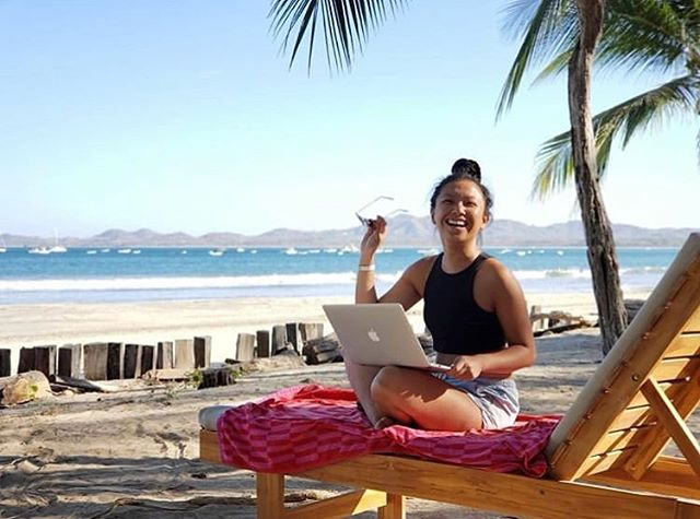Any @RemoteWorkers in Costa Rica? 👨💻☀️🌴 #RemoteWorkers post by @justineabigail