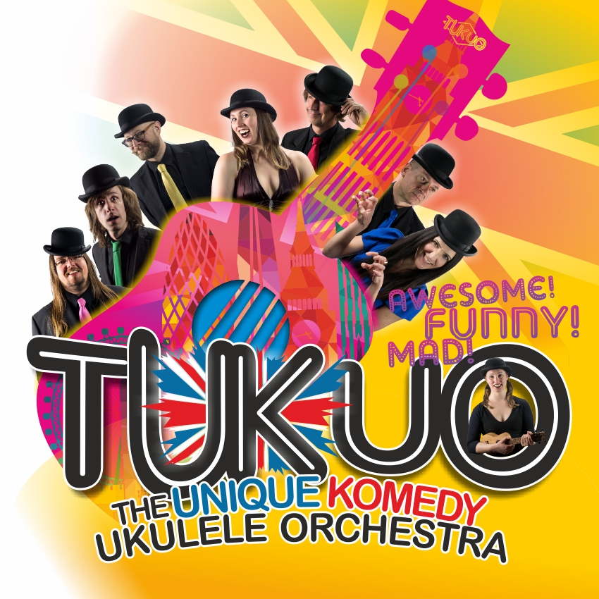 TUKUO - The UNIQUE KOMEDY Ukulele Orchestra