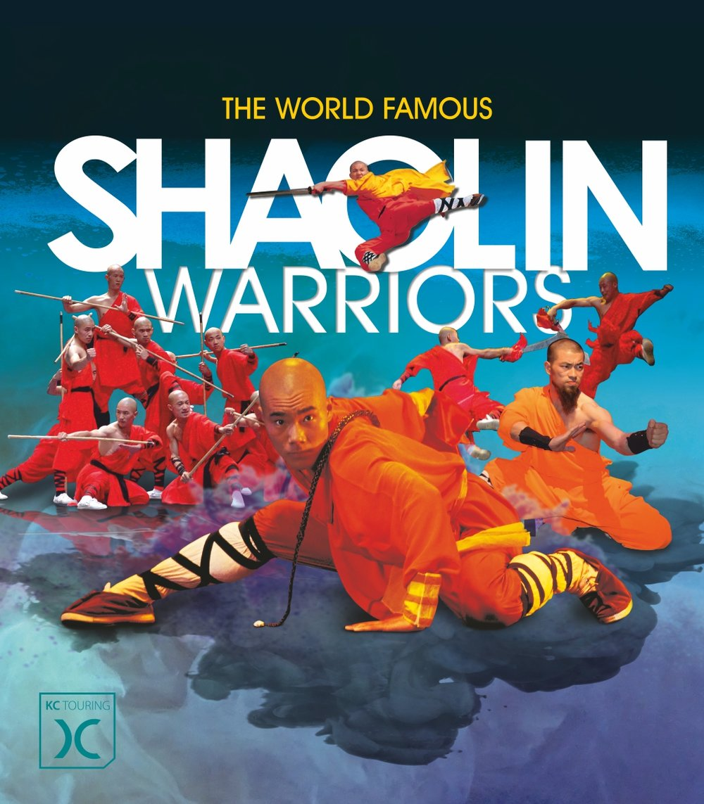 Shaolin Warriors - Irish Tour 2018