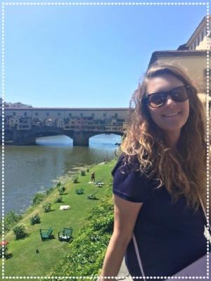 Me. Firenze. 2015 :)