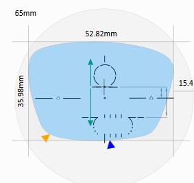 ….Varifocal lenses..Lentes progresivas…. - ….Varifocal, or progressive lenses, are useful when you need glasses for several distances, and are more convenient than swapping between different powered single vision glasses for each focal length. As the prescription slowly changes from far to close down the lens, they are the only lens type that gives you clear vision at every distance . Different qualities of design mean you can choose how wide the field of vision is in your varifocal lenses..Las lentes progresivas o multifocales son de gran utilidad cuando necesitamos gafas para distintas distancias. Siendo la mejor elección para evitar tener que cambiar de gafas cada vez que queramos mirar a una distancia diferente. Estas lentes tiene un cambio de graduación gradual desde la zona de visión de lejos hasta la zona de lectura en la parte inferior de la lente. Son el unico tipo de lentes que te ofrecen una visión nítida en cada distancia. Además las lentes progresivas ofrecen un campo de visión variable según la calidad del diseño que escojas….