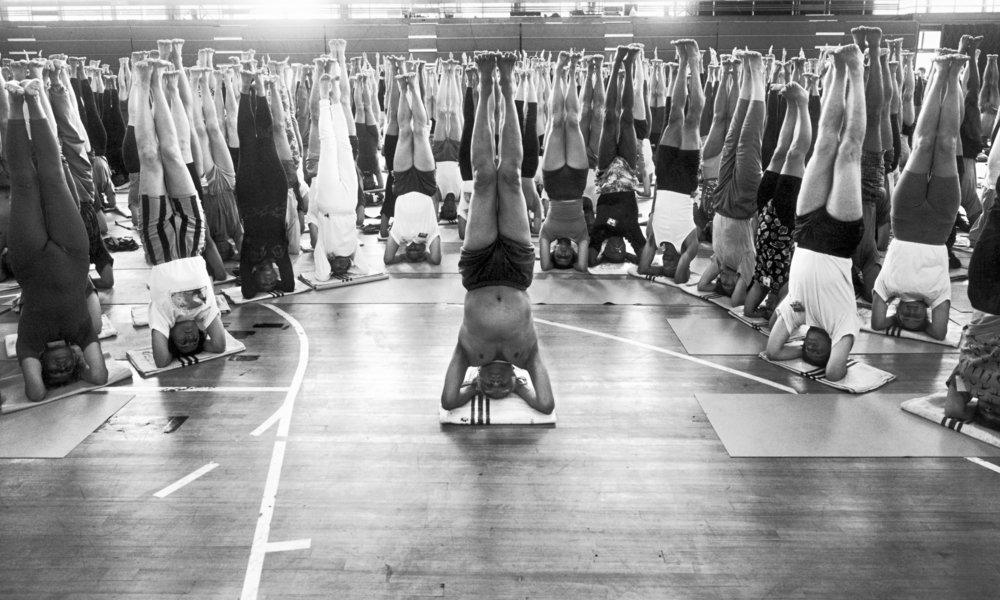 Yoga Anonymous