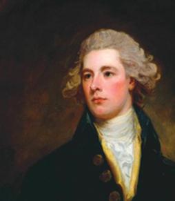William Pitt Prime Minister b.1759, d. 1806