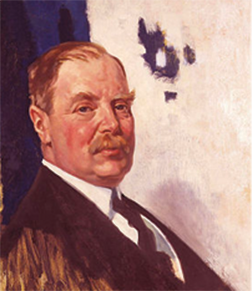 Edward Stanley 7th Earl of Derby b.1865, d. 1948