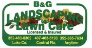 B&G Landscaping and Lawn Care