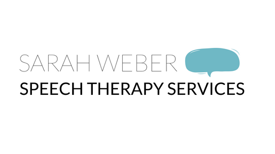 Sarah Weber Speech Therapy Services