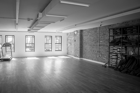 The Attic - Where it all started. Lululemon's stunning studio space above their flagship store on Queen Street West. Local instructors offer anything from yoga and meditation, to kettlebell and HIIT.