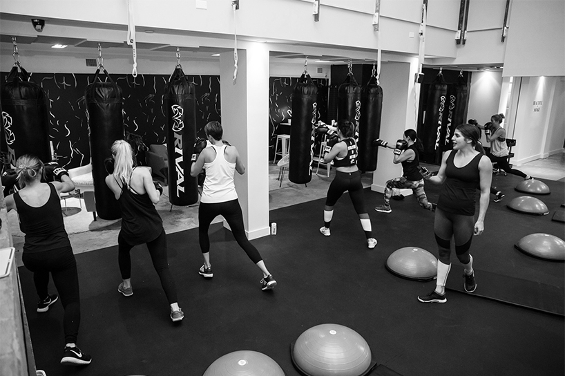 Body Love (BOLO) - The new dream destination for active, busy, young professionals in downtown Toronto. An inclusive environment offering boxing, TRX BOSU, athletic training and more.