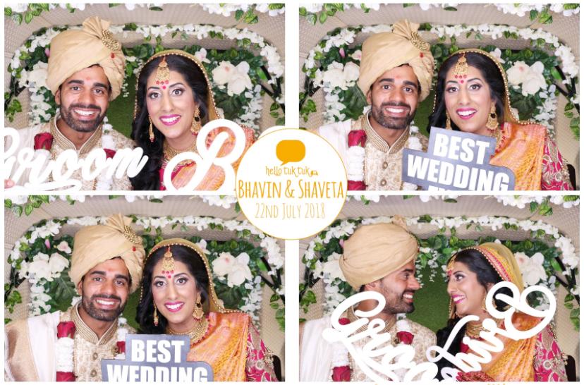 Bhavin & Shaveta -