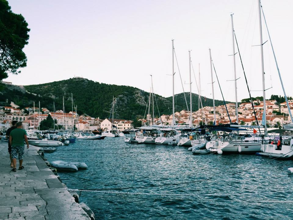 Hvar, Croatia - I chose Hvar because I've heard the most about it, but I honestly would love to travel to every corner of this country. Beach life is coupled with mountains; mountain hikes overlook the glittering turquoise ocean and sprawling, spectacular beaches. I've also heard this is heaven for coffee-lovers and is bursting at the seams with cafes. It also is the home of arguably one of the quirkiest museums: The Museum of Broken Relationships.