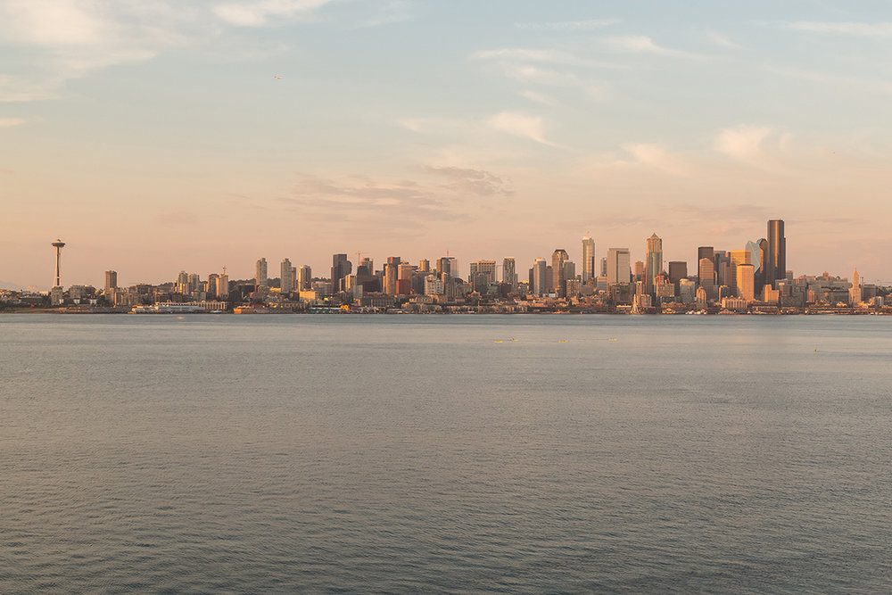 3 bedroom luxury condos in Seattle - Alki beach condos - The Pinnacle at Alki
