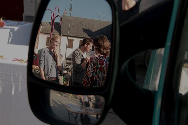 Dans le Traffic - Par Sharlie Minette,le 24 novembre.