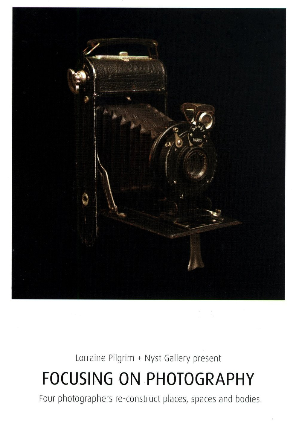 Focusing on Photography exhibition at Lorraine Pilgrim Gallery